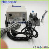 Laboratorio dental Micromotor para Contra el ángulo y Handpiece recto Hesperus