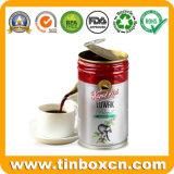 fornitore aperto facile del barattolo di latta del coperchio del caffè 250ml