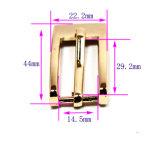 L'inarcamento di cinghia in lega di zinco di Pin dell'inarcamento del cablaggio del metallo caldo di vendita per l'indumento calza le borse (Yk1303)