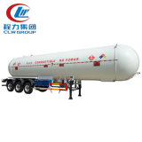 56m3 LPG Gas-Transport-LKW-Schlussteil für Verkauf