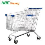 Carrelli europei del supermercato del migliore venditore di stile