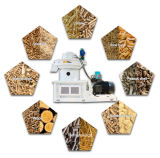 Chaîne de production complète de biomasse de bonne qualité