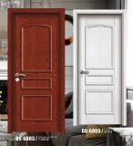 Red Cherry Design moderne en bois mixte et châssis de porte de la surface en Mélamine MDF