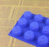 FDAの標準シリコーン型、カスタムシリコーンのケーキまたは石鹸型