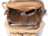 O dobro ao ar livre da montanha empurra a trouxa do saco do computador de Backapack para a venda por atacado