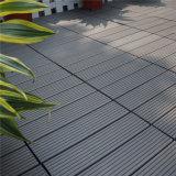 Плитка пола Decking предкрылка древесины 4 конструкции WPC пола напольной мебели новая для бассеина