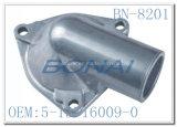 Collegamento della presa dell'acqua dei pezzi di ricambio del motore per il pezzo fuso di alluminio di Isuzu (5-13716009-0)