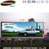 P8 SMD3535 LED al aire libre en la pantalla de vídeo de publicidad exterior