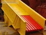 Vibrierende Zufuhr im keramischen Sand-Produktionszweig