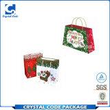 De moda hecha en bolsa de papel del regalo de las compras de China