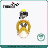 Adulto nova máscara de Silicone personalizado para mergulho submarino
