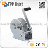 Treuil de main, matériel de levage, treuil en aluminium de câble métallique