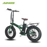 высокоскоростной складывая велосипед горы 36V/500W электрический для человека