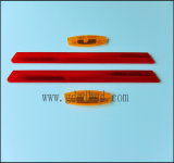 Красный цвет Masterbatch пищевой категории