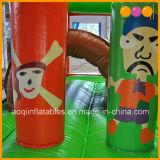Bouncers combinati gonfiabili del pirata di alta qualità con il prezzo di fabbrica (AQ1324-14)