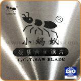 "10"" 80t Circular Ferramentas de Hardware de disco de corte de carboneto Tct de alumínio e madeira da lâmina de serra"