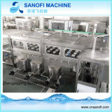 Machine de remplissage pure aseptique entièrement automatique de l'eau de 5 gallons
