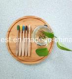 ロゴのきれいで、小さいタケ歯ブラシ