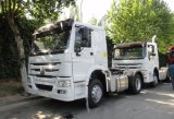 Cnhtc에서 LHD Sinotruk HOWO 4X2 트랙터 트럭