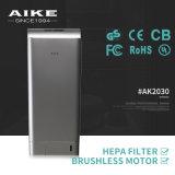 Patente nova de AIKE o secador higiênico da mão com filtragem de HEPA (AK2030)