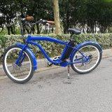 درّاجة [إيتلين] كهربائيّة لأنّ عمليّة تتبّع