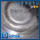 Фланец Didtek поднят с гибкой клин запорный клапан Pn16