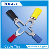 China-Lieferant RV-Verbinder-Falz Isolierring-Terminals