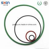 Cuerda del anillo o de /NBR de la cuerda del anillo o de Viton de la sección del negro 1m m