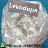 中国の工場は99%純度のLevodopaのLドーパの粉CAS 59-92-7を供給する