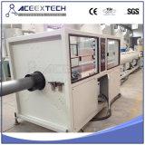 Machine en plastique d'extrusion de pipe de PVC avec la boîte de vitesse verticale