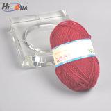 Os preços de fábrica direto casa usando o lado de lã de tricotar