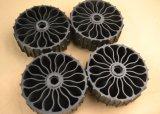 D'USINAGE CNC personnalisé de moulage par injection de pièces en plastique de haute précision fournisseur noir Maximum Minimum la production de prototypes
