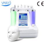 7 en 1 Hydra Hydradermabrasion Facial Máquina Facial Mascarilla Facial con LED.