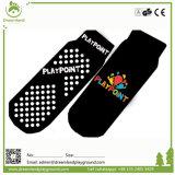 Прочные дешевые носки Trampoline йоги для малышей