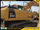 Excavador caliente usado PC200-8, construcción usada Mschinery, de KOMATSU excavador usado PC200-8