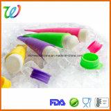 FDAのLFGBによって承認される工場新型の食品等級のシリコーンのアイスクリームコーン型