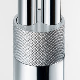 Современные полированный хром постоянного фонарь освещения пола
