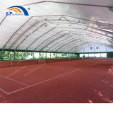 Grand polygone de renom de sports d'aluminium tente pour un court de tennis événement