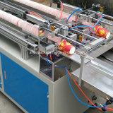 Copa desechables Máquina enrolladora de flujo horizontal