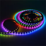 5V 디지털 꿈 색깔 LED 지구 60PCS 2812 건물
