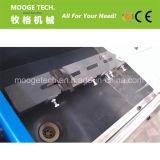 lámina plástica de la trituradora que afila la máquina