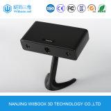 Scanner da tavolino bianco di obiettivo 3D di alta esattezza di migliori prezzi LED