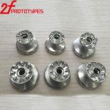 Части CNC Prototyping высокой точности алюминиевые Metal-Cutting