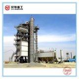 Mistura quente usada manufatura da planta do asfalto de 80 T/H