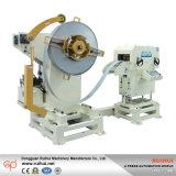 Máquina del alimentador de la enderezadora de Decoiler en la industria fabril (MAC2-300)