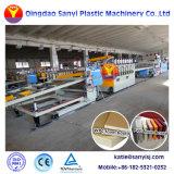 Schaumgummi-Vorstand-Maschinerie Plastik-Belüftung-WPC