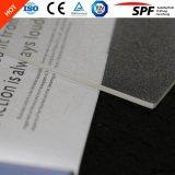 Vidro solar com o baixo ferro moderado