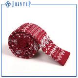 Cravate tricotée par action en gros pour des affaires des hommes