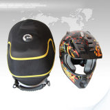 プラスチックハンドルが付いているエヴァの耐久の多彩なヘルメットの保護袋