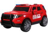 De hete het Verkopen Rit van 12 Jonge geitjes van de Volt op het Stuk speelgoed van de Politiewagen